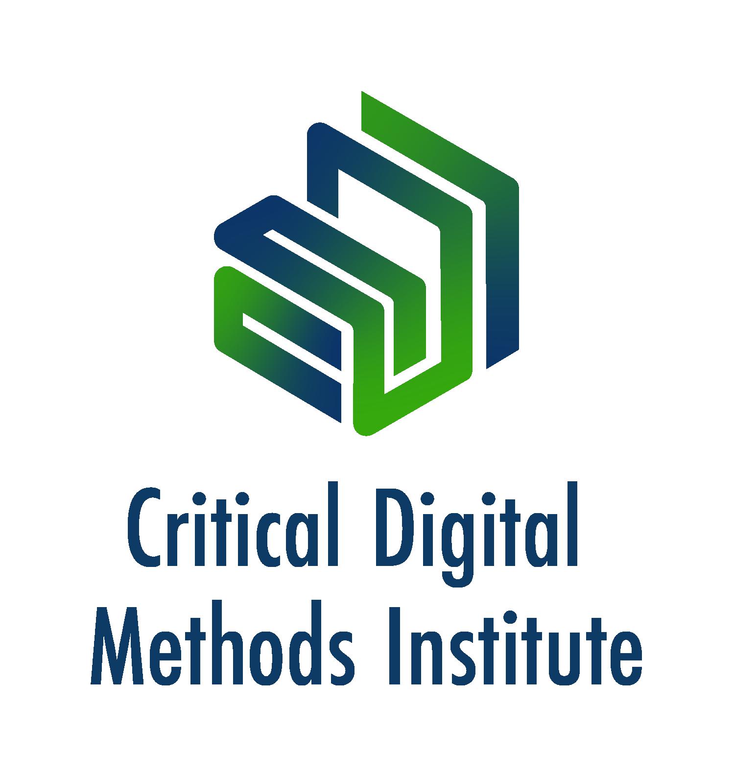 Critical Digital Methods Logo